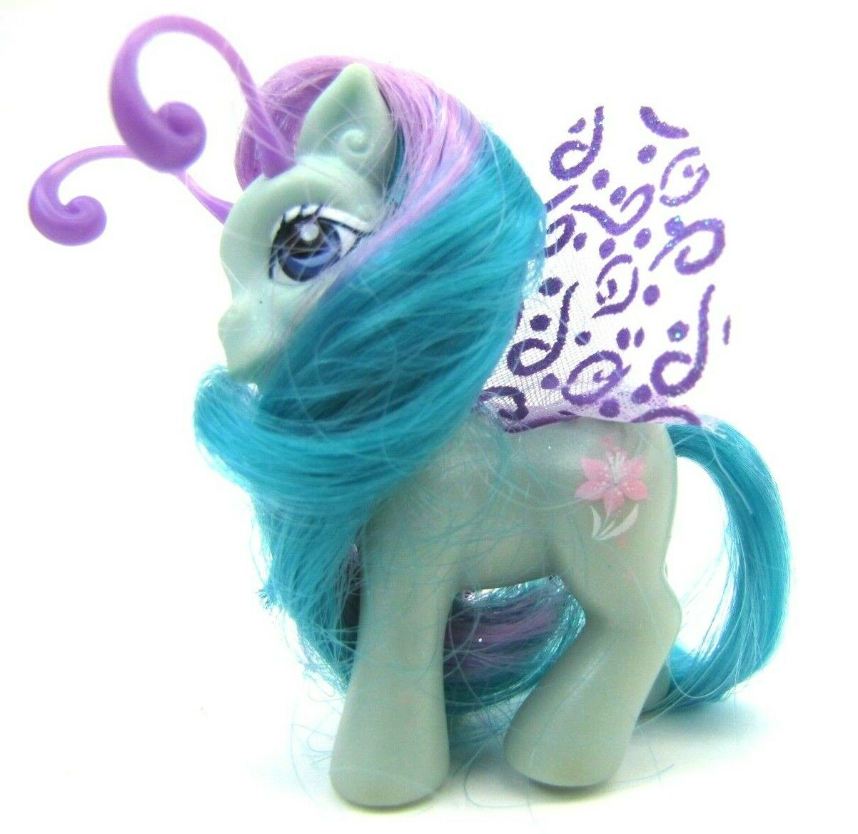 2006 My Little Pony Generation 3 Breezie Parade AZALEA BLOOM Very NICE